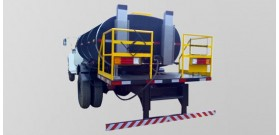 EASTERN ASPHALT SPARGER - 6,000 ISOTHERMIC. A SIMPLE AND EFFECTIVE EQUIPMEN