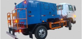 LUBRICATION AND SUPPLY TRAIN - COMPACT