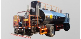 BI-PARTY AND ASPHALT SPARGER - PERFECT EQUIPMENT FOR YOUR WORK WITH EFFICIENCY AND LOW COST