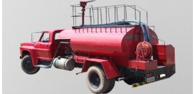 PIPA TANK - MOD. TPA - FIRE FIGHTING