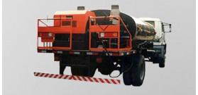 ASPHALT SPARGING MOD. EAM 6,000 ISOTHERMIC - STATIONARY ENGINE
